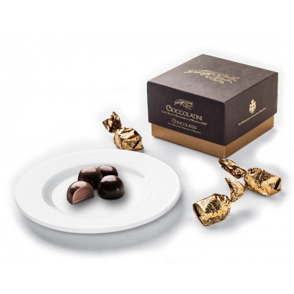 Acetaia Giuseppe Giusti - Modena 1605 - Chocolates with Balsamic Vinegar of Modena I.G.P.
