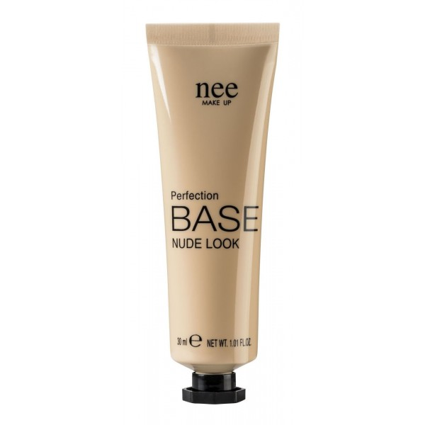 Nee Make Up - Milano - Perfection Base Nude Look - Primer - Face - Professional Make Up