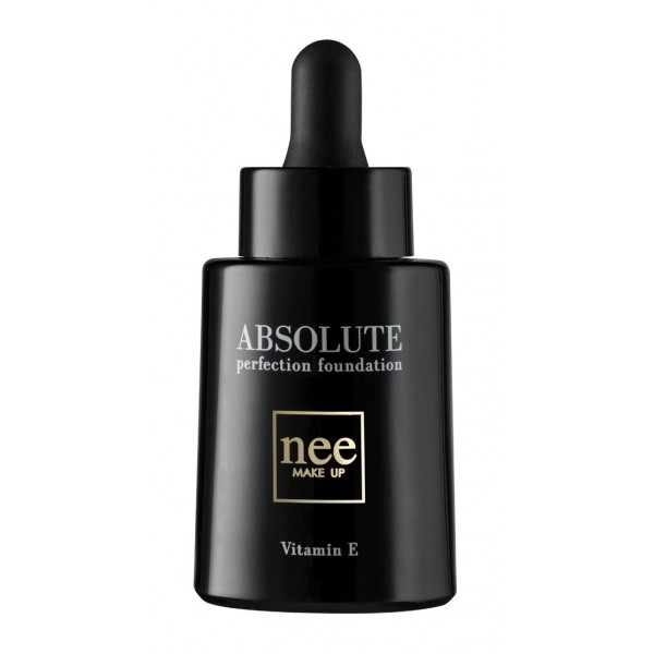 Nee Make Up - Milano - Absolute - Perfection Foundation - Liquid Foundation - Face - Professional Make Up