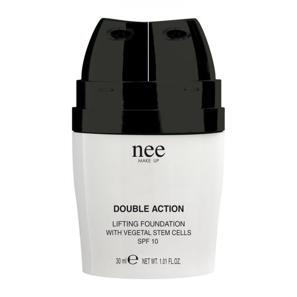 Nee Make Up - Milano - Double Action Lifting Foundation - Liquid Foundation - Face - Professional Make Up