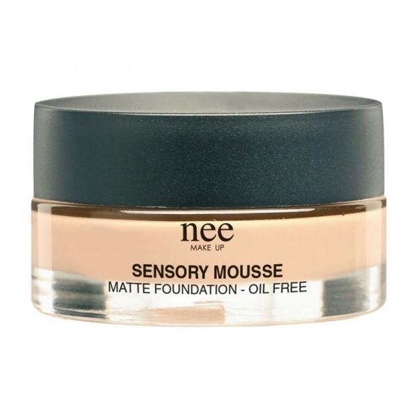 Nee Make Up - Milano - Sensory Mousse Matte Foundation - Fondotinta Compatti / Mousse - Viso - Make Up Professionale