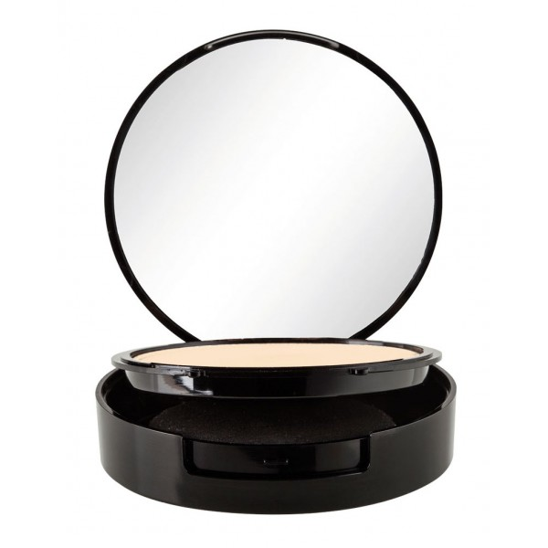 Nee Make Up - Milano - Dual Matte Wear Compact Powder & Foundation SPF 15 - Compact Foundation / Mousse - Face - Professional