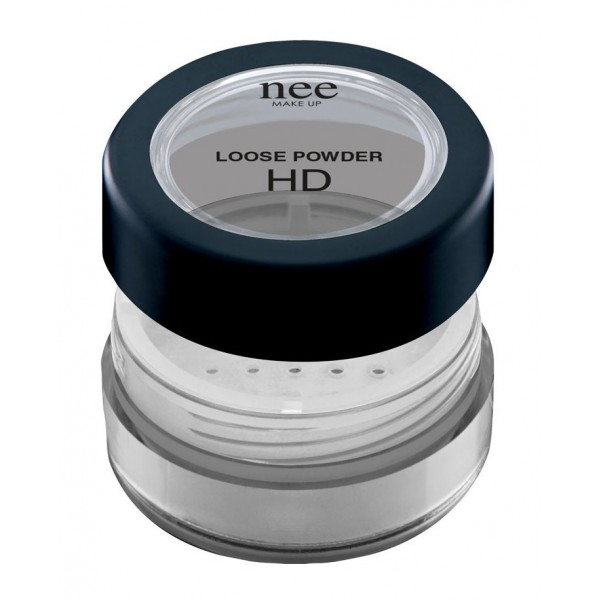 Nee Make Up - Milano - Loose Powder HD - Ciprie - Viso - Make Up Professionale