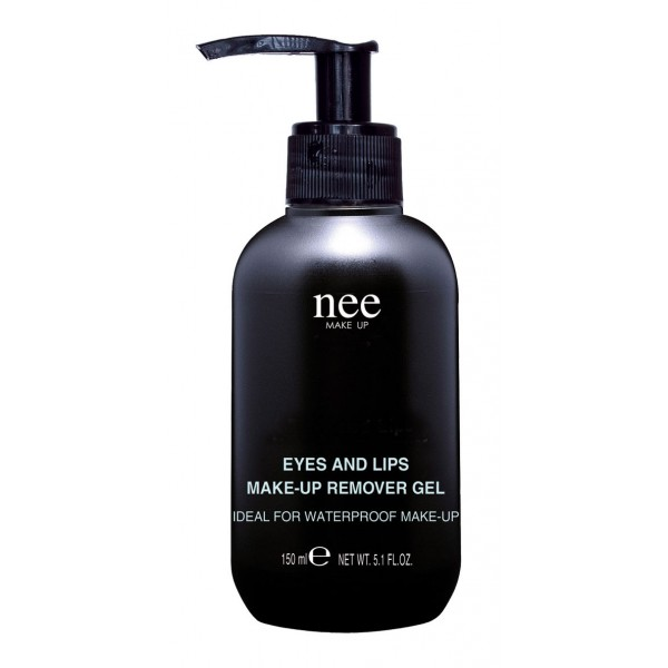 Nee Make Up - Milano - Eyes & Lips Make-Up Remover Gel - Cleansing and Fasteners - Face - Professional Make Up