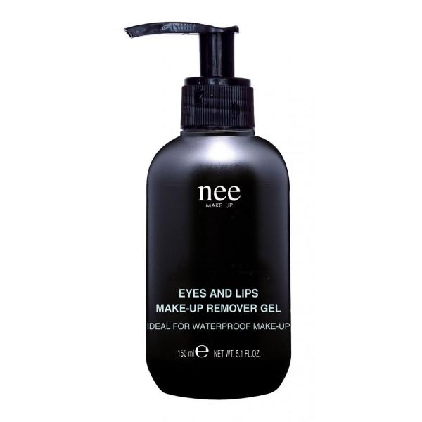 Nee Make Up - Milano - Eyes & Lips Make-Up Remover Gel - Detergenti e Fissatori - Viso - Make Up Professionale