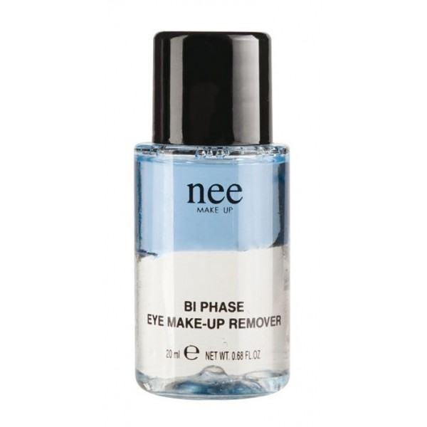 Nee Make Up - Milano - Biphase Eye Makeup Remover - Detergenti e Fissatori - Viso - Make Up Professionale