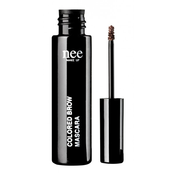 Nee Make Up - Milano - Colored Brow Mascara - Eyebrows - Eyes - Professional Make Up