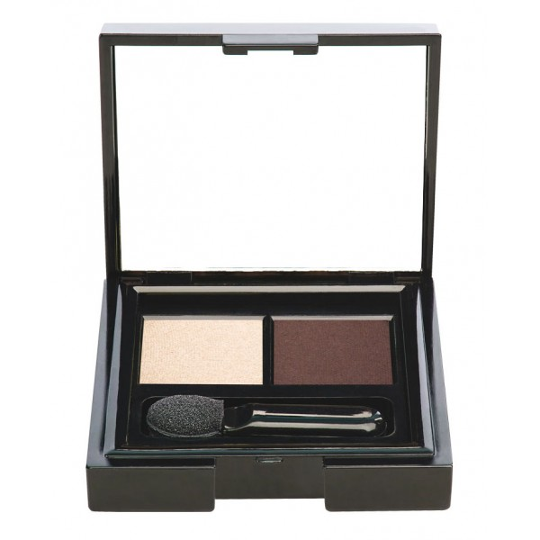 Nee Make Up - Milano - Eyeshadow Duo - Eye Shadows - Eyes - Professional Make Up