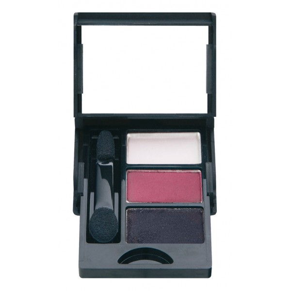Nee Make Up - Milano - Eyeshadow Trio - Ombretti - Occhi - Make Up Professionale