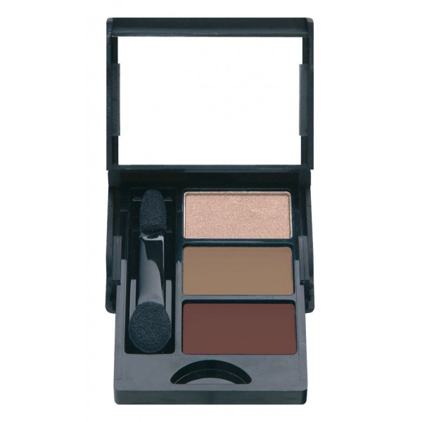 Nee Make Up - Milano - Eyeshadow Trio - Eye Shadows - Eyes - Professional Make Up