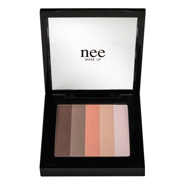Nee Make Up - Milano - Eyeshadow Shimmer Strips - Eye Shadows - Eyes - Professional Make Up