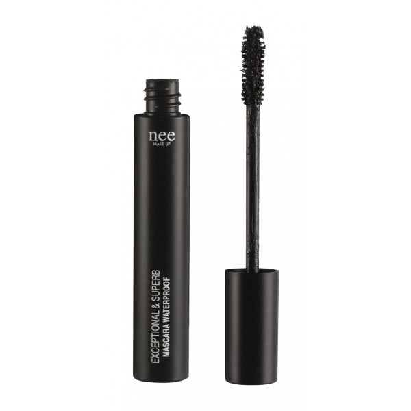 Nee Make Up - Milano - Exceptional & Superb Mascara Waterproof - Mascara - Eyes - Professional Make Up