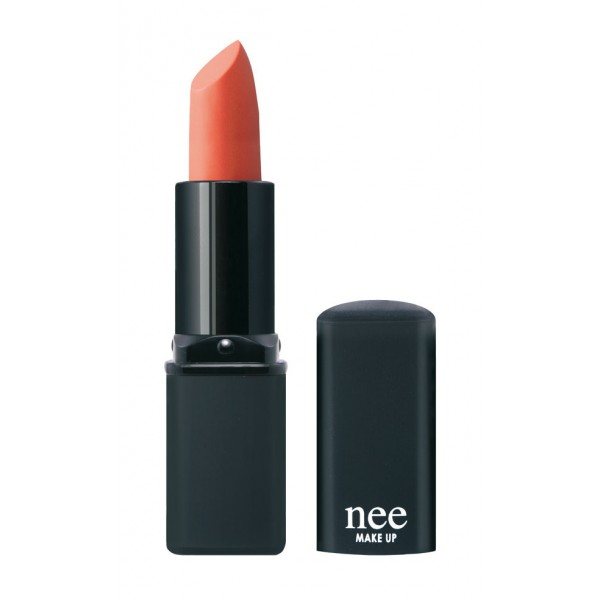 Nee Make Up - Milano - Lipstick Hydrating Camelia 110 - Transparent Lipstick - Lips - Professional Make Up