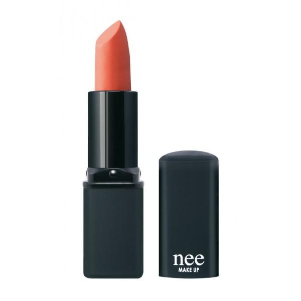 Nee Make Up - Milano - Lipstick Hydrating Camelia 110 - Transparent Lipstick - Lips - Professional Make Up