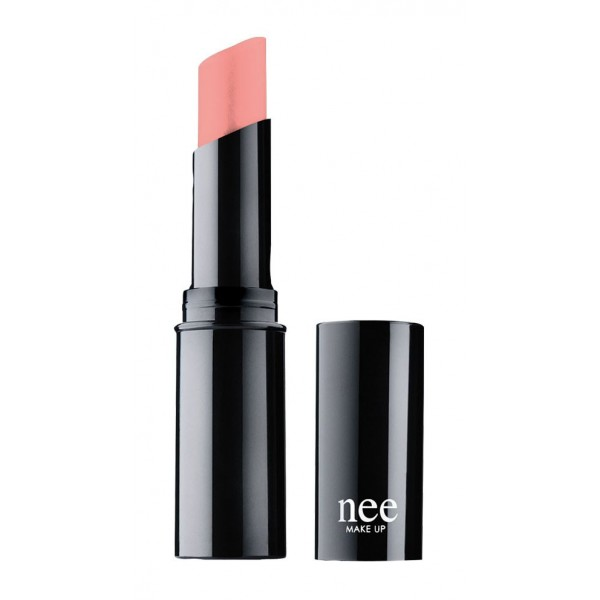 Nee Make Up - Milano - Cream Lipstick Semi-Lucido Nude Beige Rosé 141 - Cream Lipstick - Lips - Professional Make Up