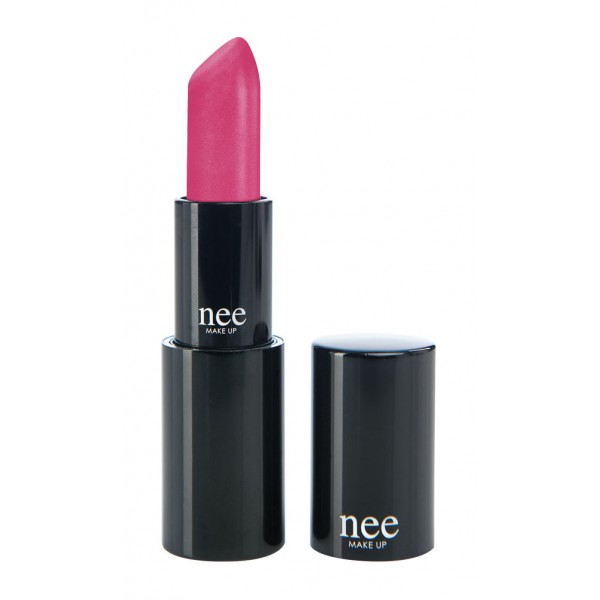 Nee Make Up - Milano - Cream Lipstick Satinato-Cremoso Slate Rose 105 - Cream Lipstick - Lips - Professional Make Up