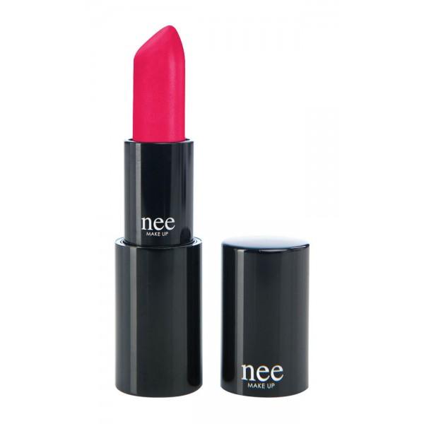 Nee Make Up - Milano - Matte Lipstick Cayenne 158 - Matte Lipstick - Labbra - Make Up Professionale