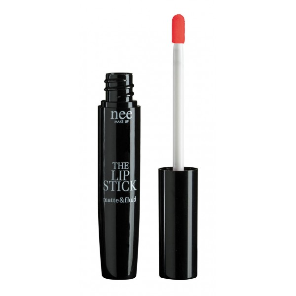 Nee Make Up - Milano - The Lipstick Matte & Fluid Orange Juice 47 - The Lipstick Matte & Fluid - Lips - Professional Make Up
