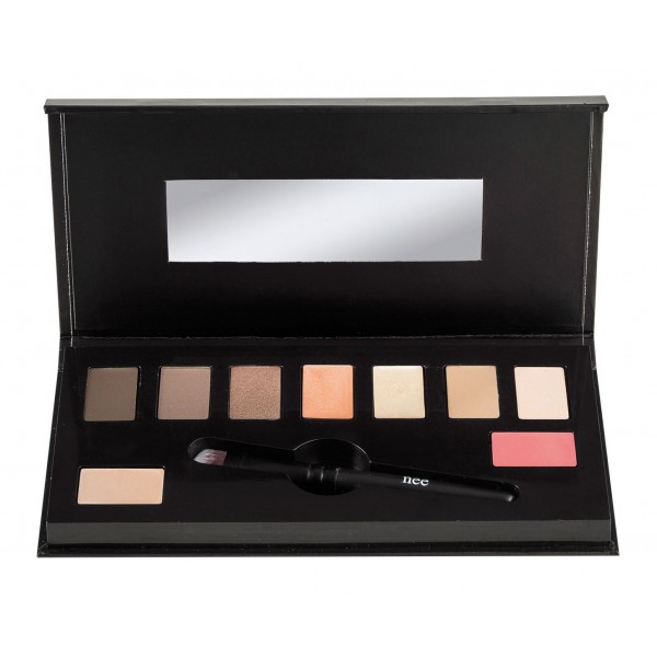 Nee Make Up - Milano - Nude Palette - Viso - Occhi - Palette - Make Up Professionale