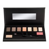 Nee Make Up - Milano - Nude Palette - Face - Eyes - Palette - Professional Make Up