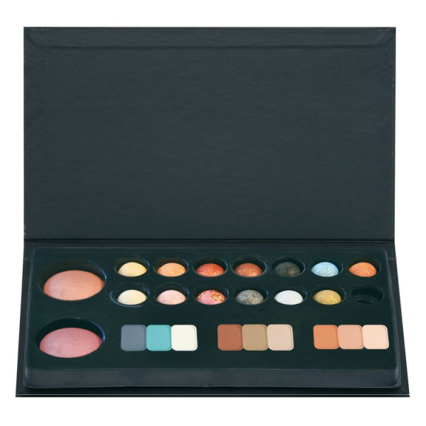 Nee Make Up - Milano - Palette Cotti & Trio With Tester - Professional - Palette - Professional Make Up