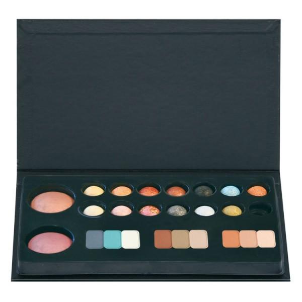 Nee Make Up - Milano - Palette Cotti & Trio With Tester - Professional - Palette - Professional Make Up