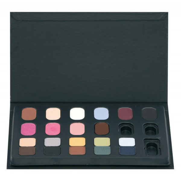 Nee Make Up - Milano - Palette Eye With Tester - Professionali - Palette - Make Up Professionale
