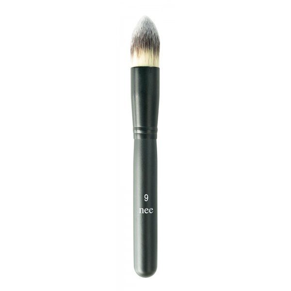Nee Make Up - Milano - Foundation Brush N° 9 - Face - Brushes - Professional Make Up
