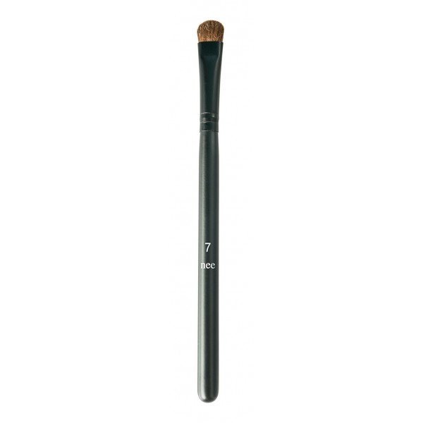 Nee Make Up - Milano - Medium Shader Brush N° 7 - Occhi - Labbra - Pennelli - Make Up Professionale