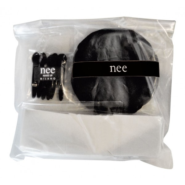 Nee Make Up - Milano - Kit Visagista - Accessories - Brushes - Professional Make Up