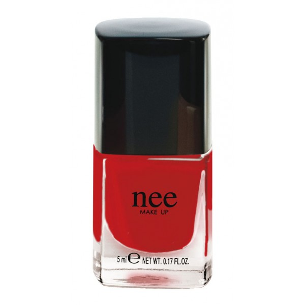 Nee Make Up - Milano - Nail Polish Colorshine Poppy Red - Mani - Smalti - Make Up Professionale