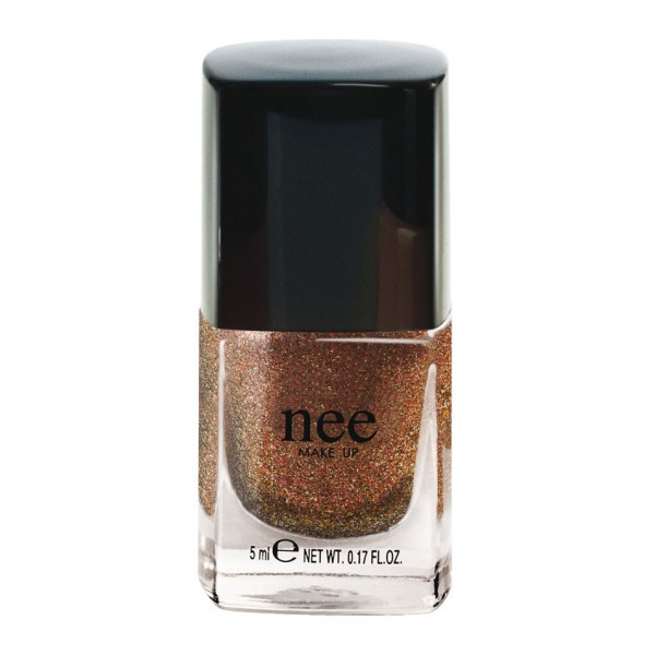 Nee Make Up - Milano - Nail Polish Colorshine Cognac - Mani - Smalti - Make Up Professionale