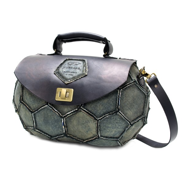 PangaeA - EuropA Model -PangaeA Bag - Artisan Leather Casual Handbag