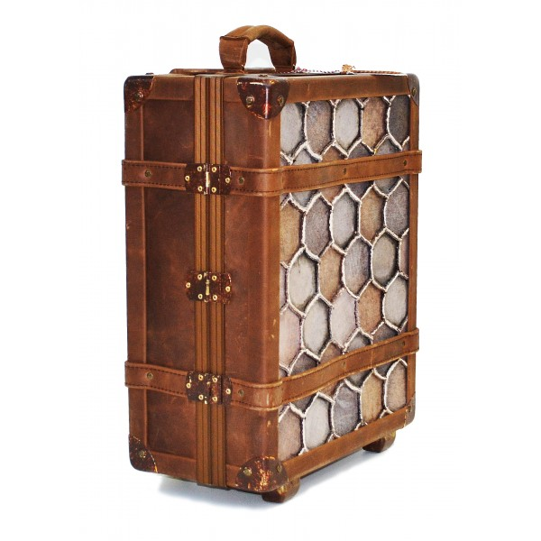 PangaeA - Trolley Vintage - PangaeA Bag - Artisan Leather Trolley