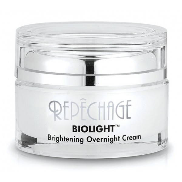 Repêchage - BioLight® Brightening Overnight Cream with Laminaria Complex - Crema Illuminante - Cosmetici Professionali