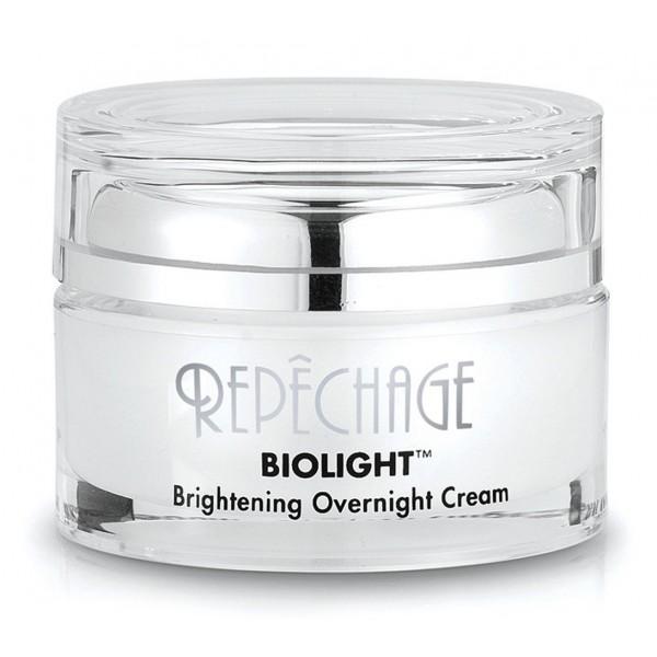 Repêchage - BioLight® Brightening Overnight Cream with Laminaria Complex - Professional Cosmetics