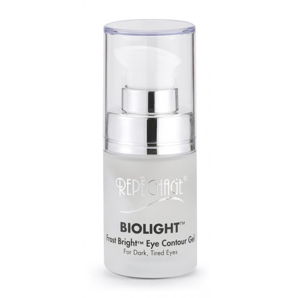 Repêchage - BioLight® Frost Bright™ Eye Contour Gel For Dark, Tired Eyes - Gel Illuminante Occhi - Cosmetici Professionali