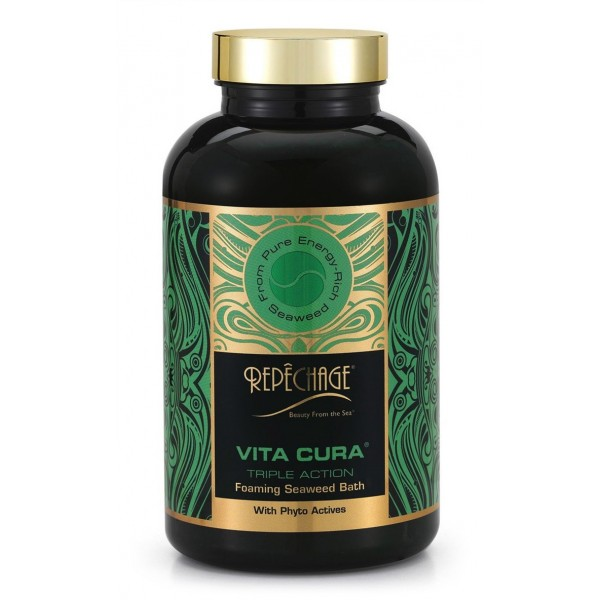 Repêchage - Vita Cura® Triple Action Foaming Seaweed Bath - Professional Cosmetics
