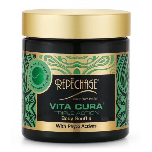 Repêchage - Vita Cura® Triple Action Body Soufflé - Mousse Idratante e Tonificante - Cosmetici Professionali