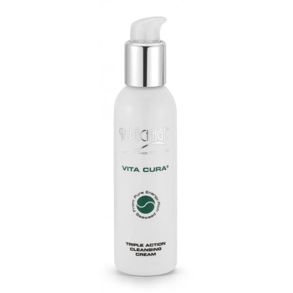 Repêchage - Vita Cura® Triple Action Cleansing Cream - Crema Detergente - Cosmetici Professionali