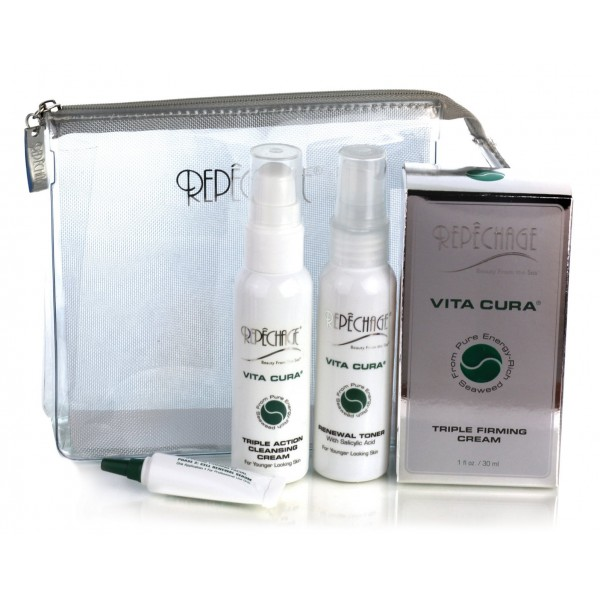 Repêchage - Vita Cura® Starter / Travel Collection - Kit da Viaggio - Cosmetici Professionali
