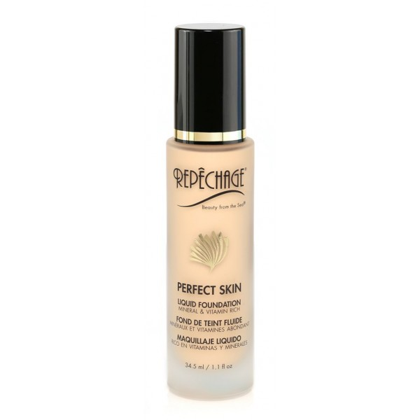 Repêchage - Perfect Skin Liquid Foundation - Neutral Cool Tone (PS01) - Make Up - Professional Cosmetics