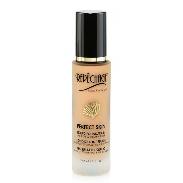 Repêchage - Perfect Skin Liquid Foundation - Cool Tone (PS02) - Make Up - Professional Cosmetics