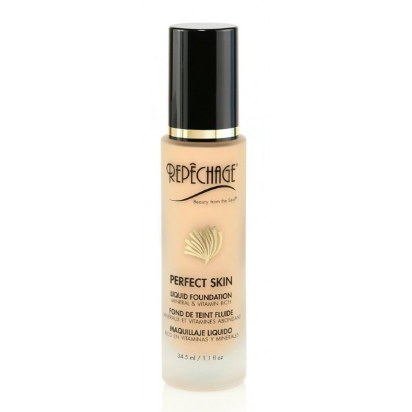 Repêchage - Perfect Skin Liquid Foundation - Warm Tone (PS1) - Make Up - Professional Cosmetics
