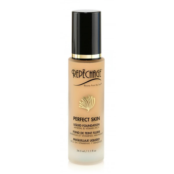 Repêchage - Perfect Skin Liquid Foundation - Warm Tone (PS2) - Make Up - Professional Cosmetics