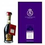 Il Borgo del Balsamico - Traditional Balsamic Vinegar of Reggio Emilia D.O.P. - 25 Years - Gold Stamp / Extra-Old