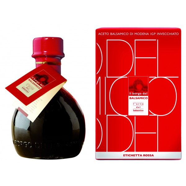 Il Borgo del Balsamico - Balsamic Vinegar of Modena I.G.P. of Borgo - Red Label