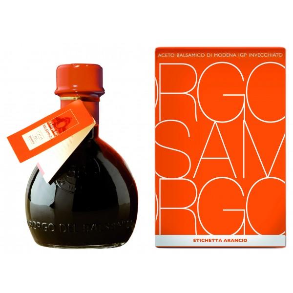 Il Borgo del Balsamico - Balsamic Vinegar of Modena I.G.P. of Borgo - Orange Label