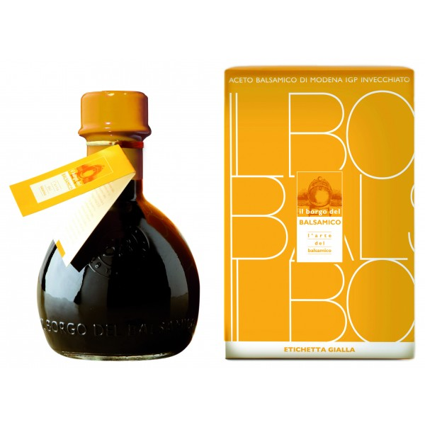 Il Borgo del Balsamico - Balsamic Vinegar of Modena I.G.P. of Borgo - Yellow Label