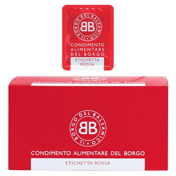 Il Borgo del Balsamico - Il Condimento del Borgo - Balsamic a Porter - Etichetta Rossa - Aceto Balsamico del Borgo